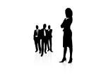 Poslovne ženske - enakovredne partnerice?