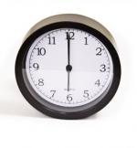 Znate izkoristiti čas, ki ga imate na voljo?