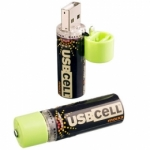 USBCELL baterije za polnjenje