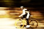 Z biciklom na spomladanski potep