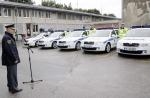 Policisti prevzeli nove službene avtomobile