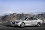 Poslovni avtomobil - novi Audi A8