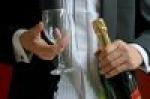 Odpiranje šampanjca - zamašek je hitrejši od človeka!