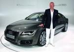 Audi A7 - eleganca in učinkovitost