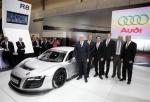 Trije temelji Audijevega športnega avtomobilizma v prihodnosti