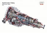 Audi S tronic s sedmimi prestavami