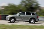 Porsche predstavlja tehnologije prihodnosti in okolju prijazne dirkalnike