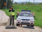 Novomeški policisti
