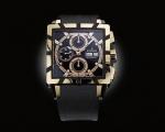 Novi avtomatski kronograf EDOX CLASSE-ROYALE