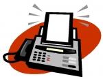 Priporočila za poslovno uporabo telefaksa