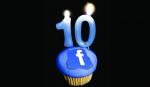 Facebook ima danes 10 let