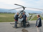 Get a Helicopter Pilot Licence in Slovenia