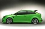 Najzmogljivejši evropski Ford - Focus RS