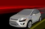 Ford je poskrbel za večjo zmogljivost in dodaten slog modela Kuga