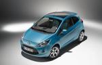 Svetovna premiera novega Fordovega modela Ka na pariškem avtosalonu