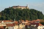 Stolp na Ljubljanskem gradu za letos zaprt