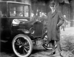 Danes mineva 150 let od rojsta Henryja Forda