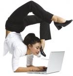 Domača pisarna - ergonomija