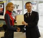 Seat Ibizo Ecomotive prejela priznanje Planetu Zemlja prijazno vozilo