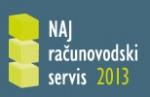Naj računovodski servisi 2013