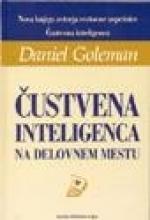 Knjiga Čustvena inteligenca na delovnem mestu