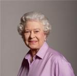 Opozorilo ob obisku kraljice
