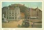 Ljubljana: moderno arhitekturno mesto