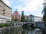 Danes si v stari Ljubljani oglejte ...