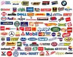 Logotip in ime - kazalnika identitete podjetja