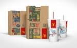 McDonald's z novo embalažo