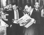 20. obletnica zloma borze Dow Jones