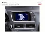 Nova generacija multimedijskega sistema v Audiju