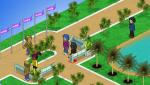 Virtualni svet, namenjen muslimanom