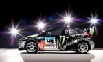 KEN BLOCK in dinamična Ford Fiesta Monster sta pripravljena