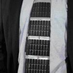 Sončne celice v kravati
