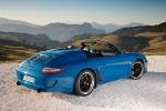 Porsche 911 Speedster - omejena serija 356 vozil
