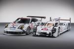 Porsche na avtomobilskem salonu v Ženevi