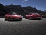 Svetovna premiera modelov Boxster GTS in Cayman GTS