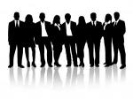 Profil ženskega in moškega podjetnika