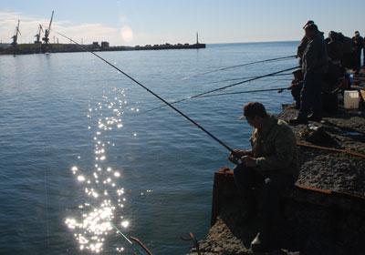 рыбалка холмск сахалин