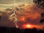 Kako ravnati med nevihto