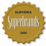 Turistična destinacija Slovenija med najprestižnejšimi slovenskimi znamkami