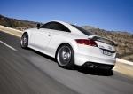 Audi TT RS: vrhunski športnik