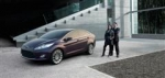 Ford predstavlja novo različico Verve koncepta na kitajskem salonu Auto Guangzhou 2007