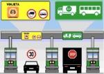 Povračilo stroškov vinjet pri uporabi lastnega vozila v službene namene
