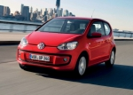 Volkswagen up! je svetovni avto leta 2012
