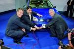 Nemška vlada se bo vozila v električnih avtomobilih Golf TwinDrive