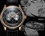 Jaeger LeCoultre - ura, ki odklene Aston Martina